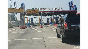 Mudik H-1 Lebaran, Jakarta-Brexit 4,5 Jam