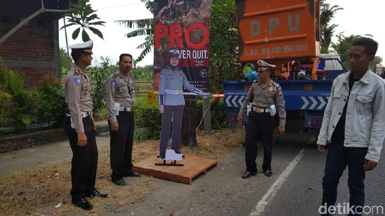 Polisi Ini akan Jaga Jalur Lamongan-Bojonegoro-Ngawi 24 Jam
