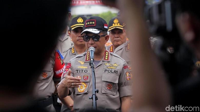 Kapolri Imbau Warga Ikut Sejukkan Pemilu 2019