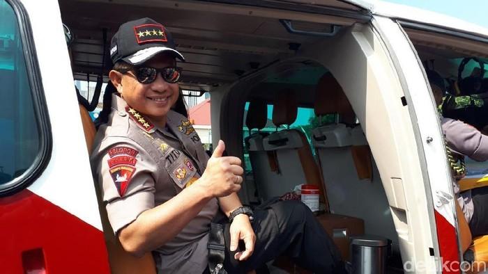 Kapolri Jenderal Tito Karnavian (Audrey Santoso/detikcom)