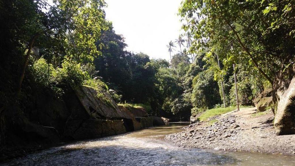 Kecantikan Tersembunyi di Hidden Canyon Bali