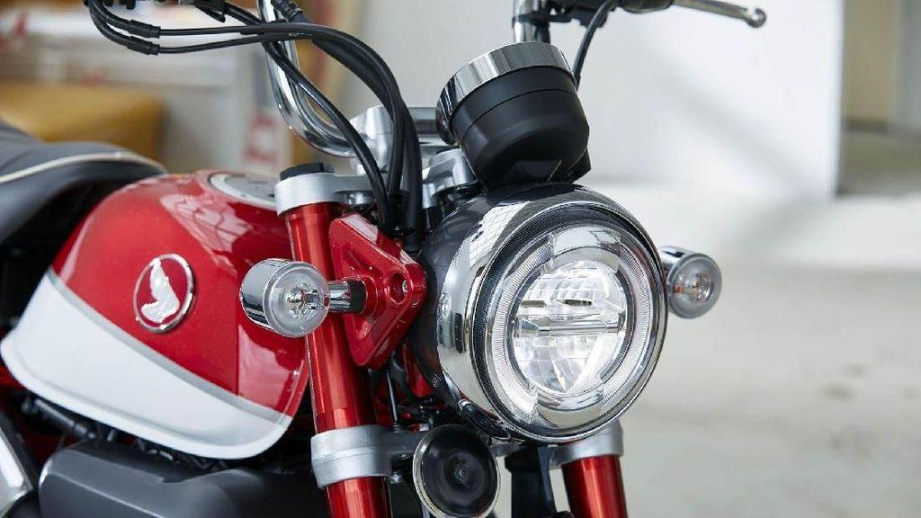 Si Mungil Honda Monkey Siap Dijual