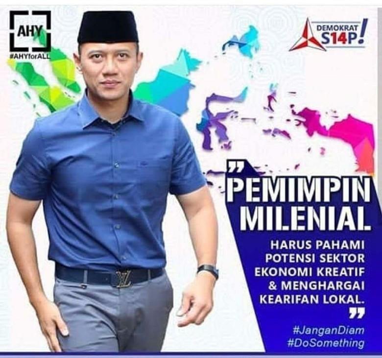 PDIP: Tak Usah Tengok Chopper-Sneakers Jokowi Saat Bahas LV AHY