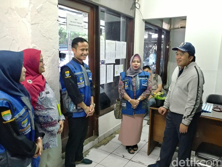 Pesan Pjs Wali Kota Bandung untuk Warga dan Petugas Posko Mudik
