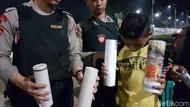 Bawa Petasan Besar, Gerombolan ABG di Kudus Diciduk Polisi