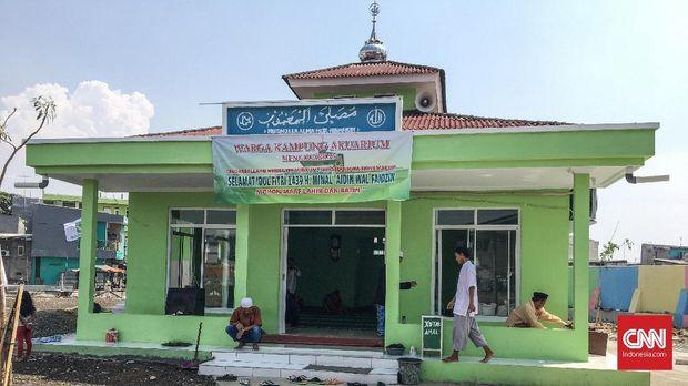 Nasib Lebaran Warga Kampung Akuarium di Era Ahok Hingga Anies