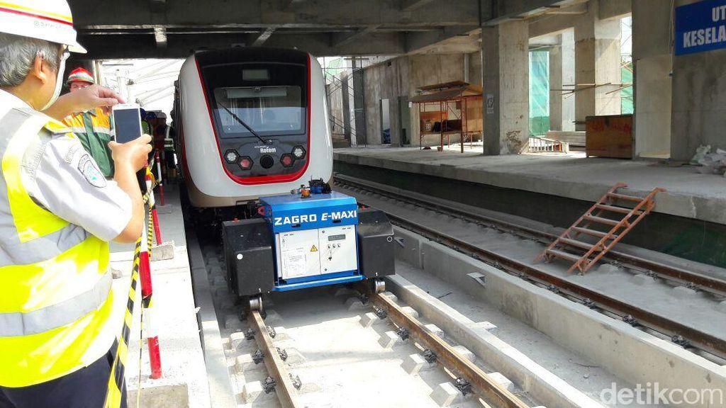 Dipakai Asian Games, LRT Jakarta Akan Beroperasi Tanpa Depo