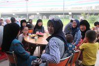 Ngabuburit Bersama Muslim Lokal di Nanchang