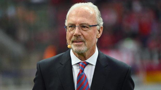 Franz Beckenbauer sukses sebagai pelatih dan pemain di timnas Jerman.