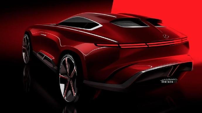 Mercedes-Maybach Disulap Jadi Crossover Coupe