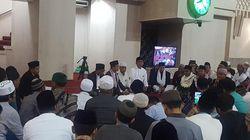 Begini Suasana Takbiran di Masjid Istiqlal