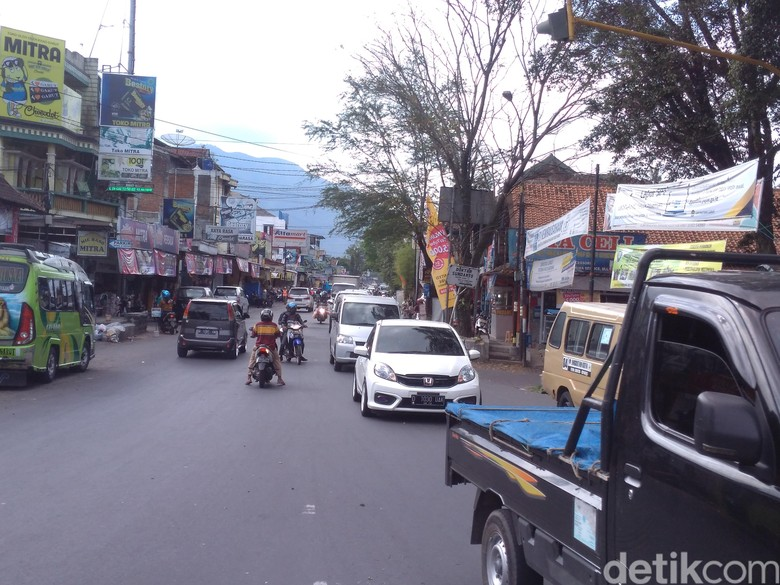 H-1 Lebaran, Polisi Garut Siapkan Straregi Cegah Macet di Nagreg