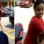 Sudah Salah Parkir, Wanita Memukul Petugas Dengan Kunci Setir Mobil