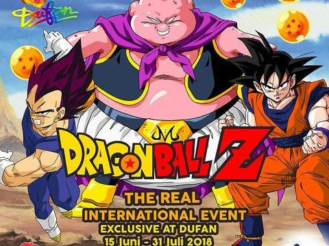 Dragon Ball Z di Ancol