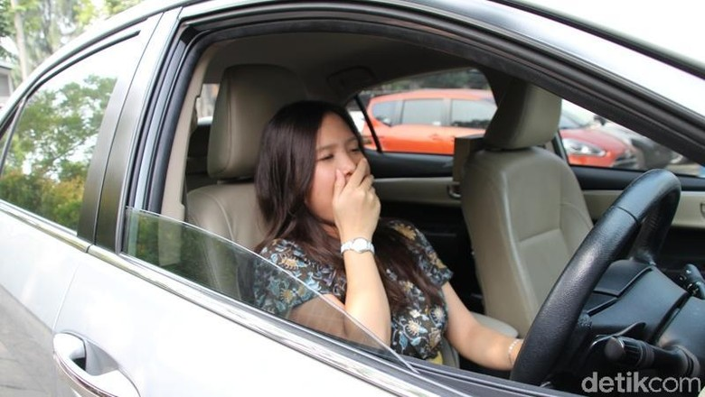 Ilustrasi pengemudi ngantuk (Foto: Auto2000)