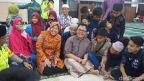 Pastikan Surabaya Aman, Risma Keliling Masjid Saat Malam Takbiran