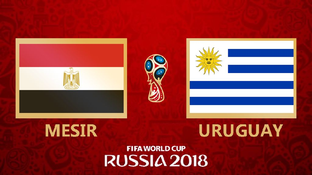 Highlights Full Time Mesir Vs Uruguay