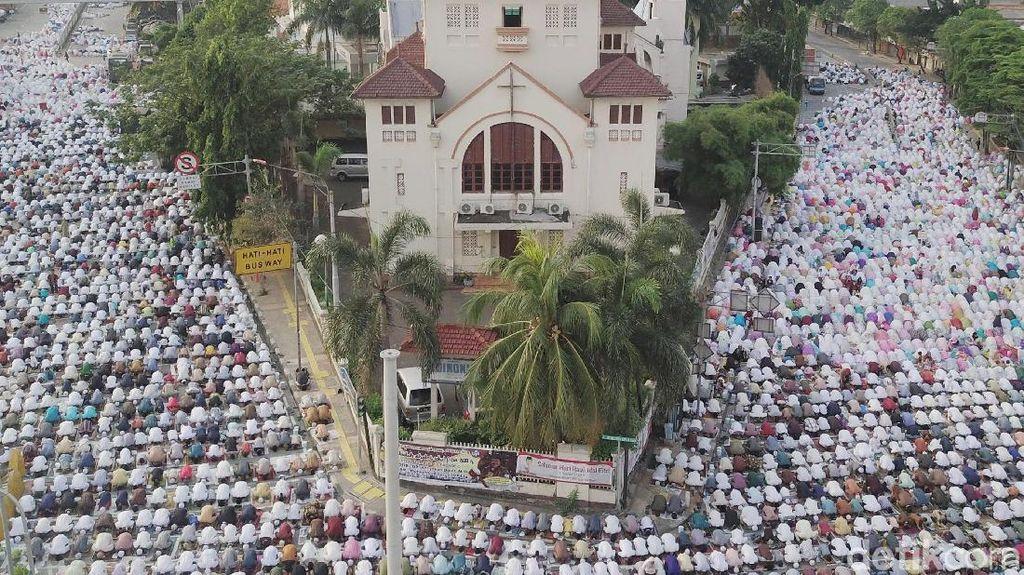Idul Fitri dan Lebaran 2021 Sebentar Lagi, Ketahui 7 Amalan Sunnah Sebelum Sholat Ied