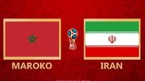 Highlight Full Time Maroko Vs Iran