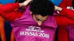 Mesir Kalah Jadi Kado Pahit Ulang Tahun Mohamed Salah