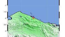 118 Rumah Rusak Akibat Gempa 5,7 SR di Sarmi Papua