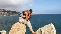 Foto: Liburannya Supermodel Amerika, Tyra Banks