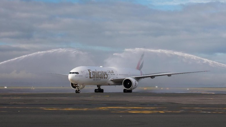 Foto: Maskapai Emirates (Emirates)