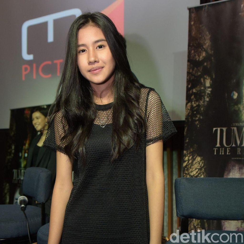 Shenina Cinnamon Cerita soal Film Terbarunya