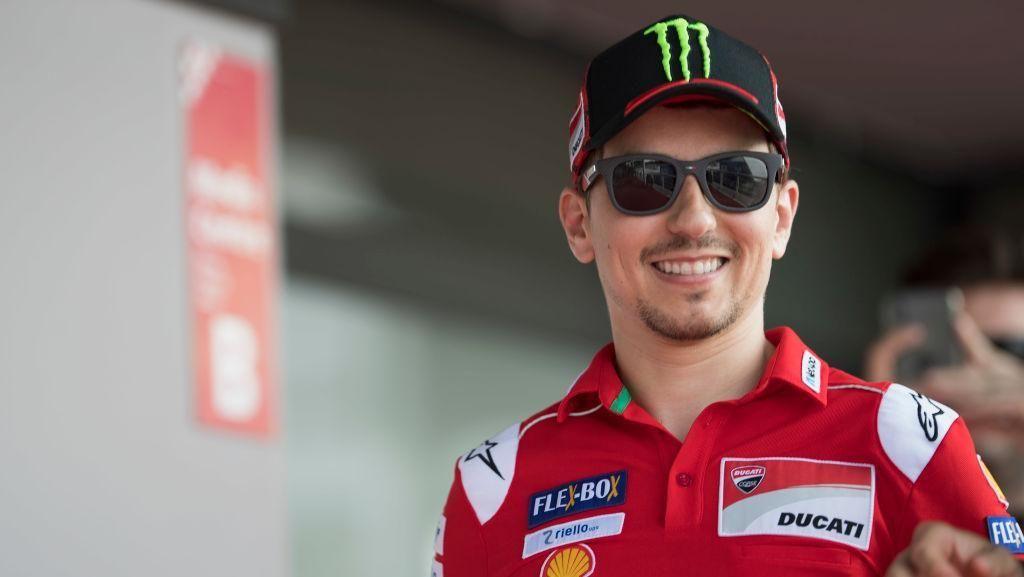 Jorge Lorenzo Tercepat di Latihan Kedua MotoGP Catalunya
