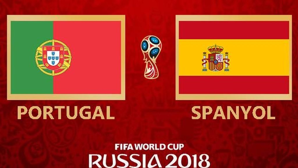 Highlight Babak I Portugal Vs Spanyol
