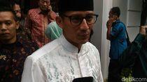 Sandi: Jakarta Harus Terlibat Proyek 6 Ruas Jalan Tol Dalam Kota