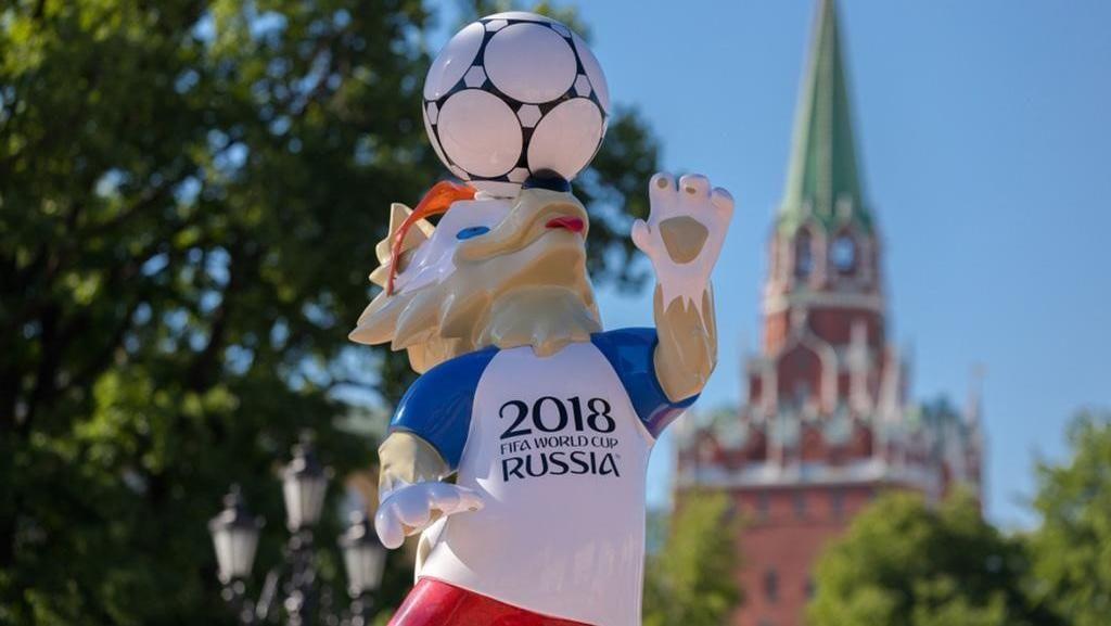 Kenalan dengan Zabivaka, Maskot Piala Dunia 2018 dari Rusia
