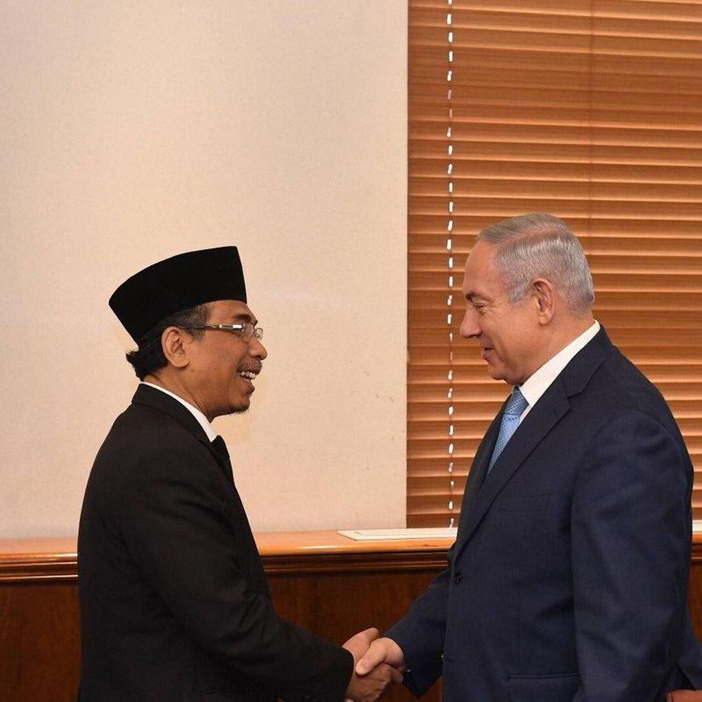 Yahya Staquf Bicara Soal Kunjungan ke Israel yang Dihujani Kritik