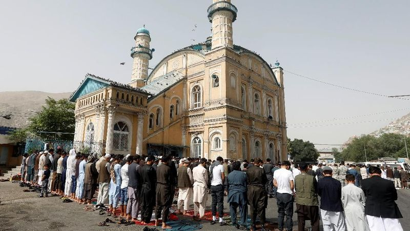 Sebagai negara Islam yang didominasi umat Muslim, Afghanistan adalah salah satu yang paling menolak kaum LGBT (REUTERS/Omar Sobhani)