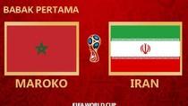 Highlight Babak I Maroko Vs Iran