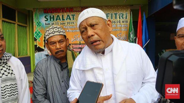 Gerakan Subuh Putih, Rizieq Sampaikan Instruksi dari Makkah