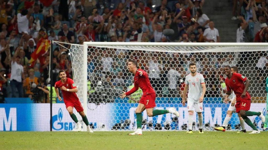 Prediksi Portugal Vs Maroko: Ronaldo Cs Menuju Kemenangan Pertama