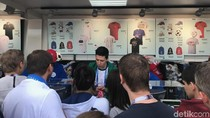 Suvenir Piala Dunia 2018 yang Ciamik Sekaligus Menguras Kantong