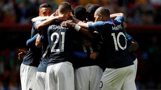 Dengan pemain-pemain berkualitas yang dimiliki, Prancis bisa menang mudah atas Peru.