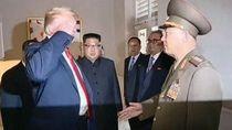 Trump Dikritik karena Beri Hormat ke Jenderal Korea Utara
