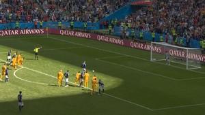 Highlights Full Time Prancis Vs Australia