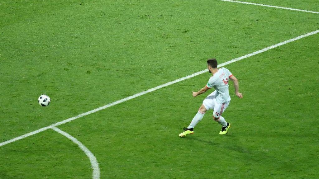 Bikin Gol Keren, Pemain Timnas Spanyol Ini Ternyata Punya Riwayat Diabetes