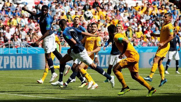 Prediksi Prancis vs Peru di Grup C Piala Dunia 2018