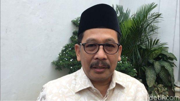 Wakil Ketua Umum MUI Pusat Zainut Tauhid Sa'adi