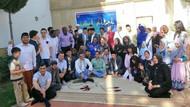 Foto: Lebaran WNI di Kamboja dan Azerbaijan