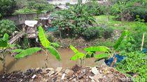 Melihat Lahan Bakal Waduk Lebak Bulus yang Diadukan ke Anies
