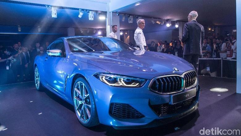 BMW Seri 8 Coupe dirilis di Le Mans (Foto: BMW)