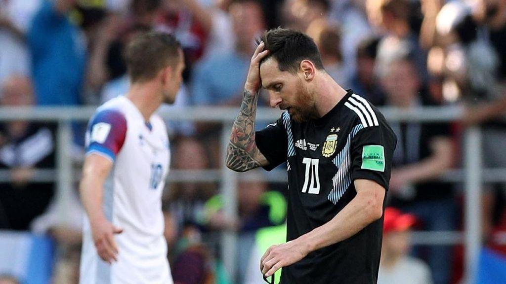 Ronaldo 4 Tembakan 3 Gol, Messi 11 Tembakan 0 Gol