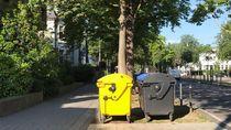 Penampakan Tempat Sampah dan Rapinya Jalanan Bonn Jerman