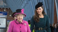 Ratu Elizabeth II Bangun Taman Bermain, Terinspirasi Kate Middleton